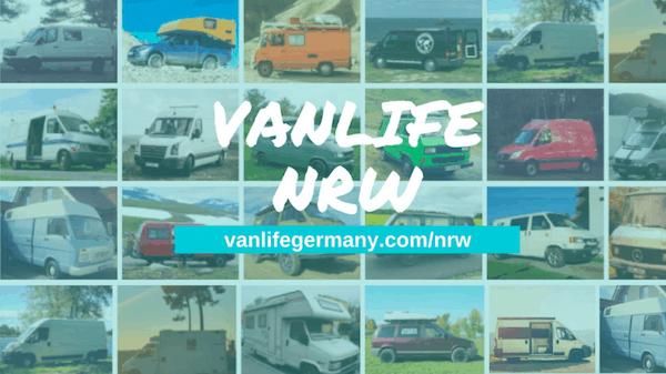 Vanlife NRW Treffen