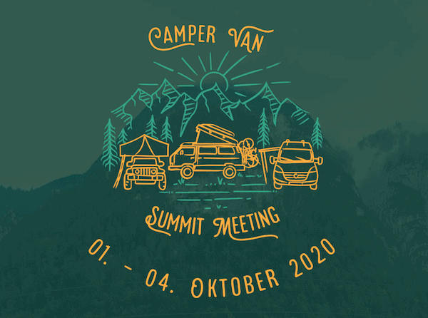 Camper Van Summit Meeting 2020