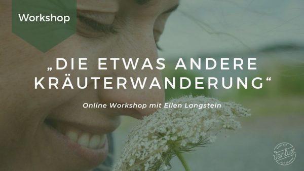 Online Workshop | Die etwas andere Kräuterwanderung
