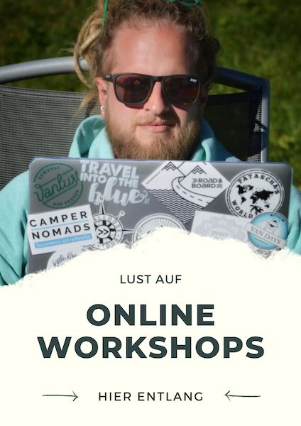 Vanlust Online Workshops