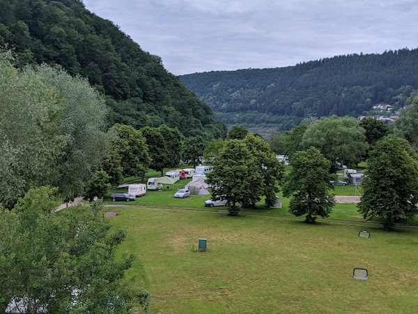 STAND UP PADDLING_Odenwald River Camp_2