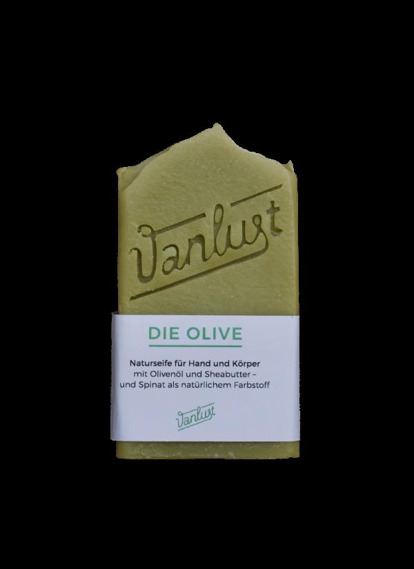 Naturseife Die Olive