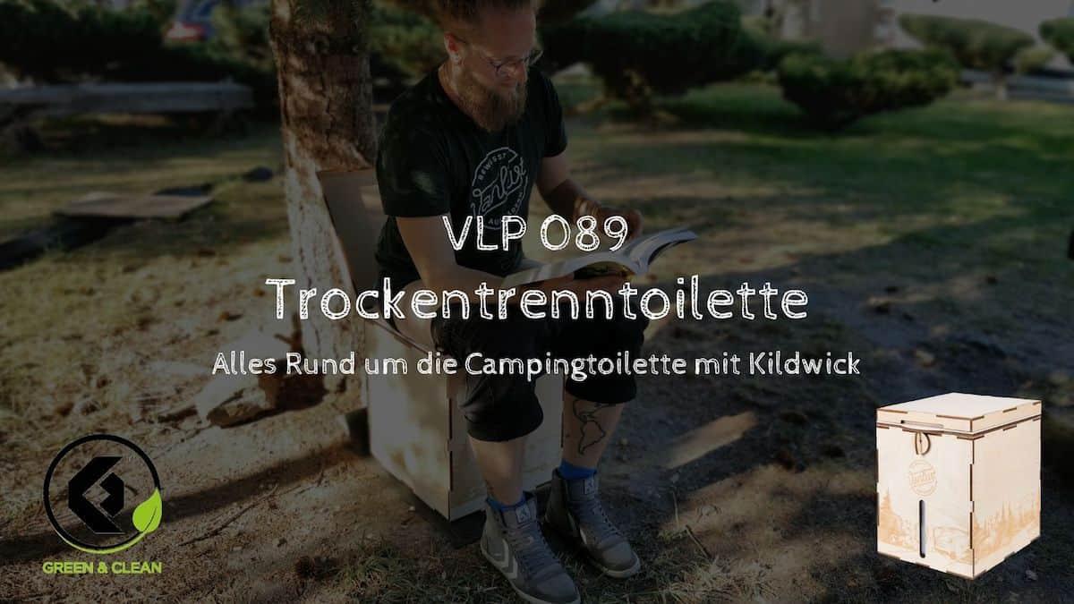 Trockentrenntoilette - Alles Rund um die Campingtoilette mit Kildwick.com