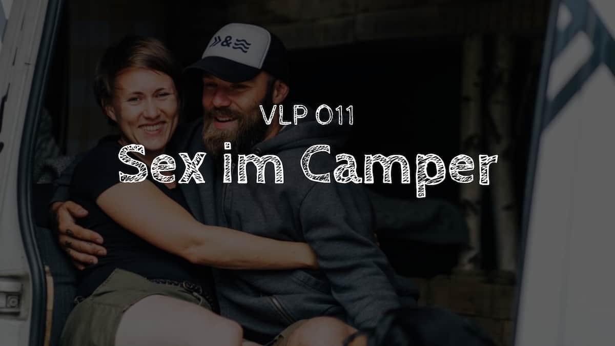 Sex im Camper
