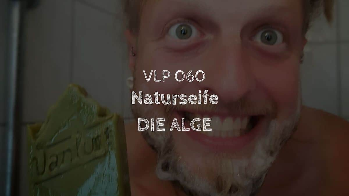 Naturseife Die Alge - Out now