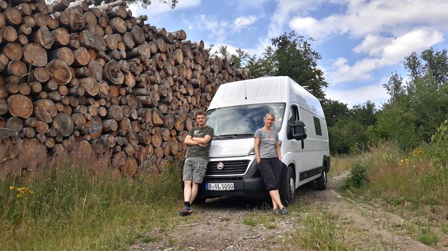 (Diebstahl-) Sicherheit im Camper - Van on Track - Sven & Christina