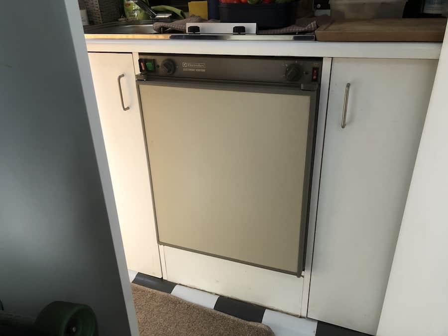 Vanlife ohne Kühlschrank - Absorberkühlschrank