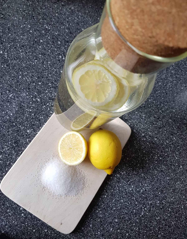 Zitronensäure - Haushaltsmittel im Vanlife
